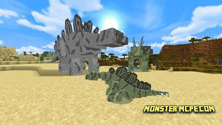 Stegosaurus Add-on 1.15/1.14+