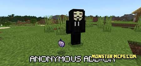 Anonymous Add-on 1.16/1.15+