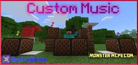 Minecraft Custom Music 1.16/1.15+