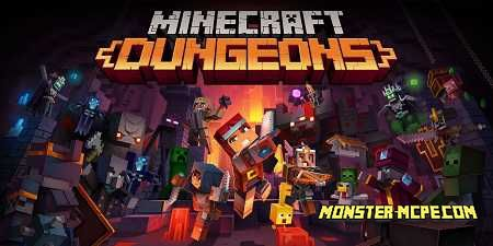 New Content for Minecraft Dungeons