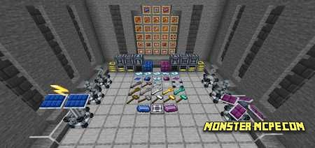 Automaticraft Add-on 1.15/1.14+