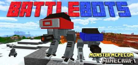 Battlebots Add-on 1.15/1.14+