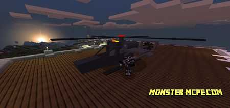 Night Owl Chopper Add-on 1.16/1.15+