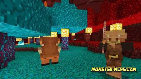Nether Update Release Date