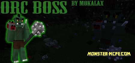 Orc Boss Add-on 1.16/1.15+