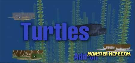 Turtles Add-on 1.16/1.15+