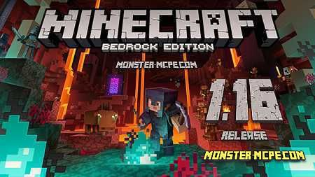 Minecraft PE 1.16.0.2 for Android (Release)