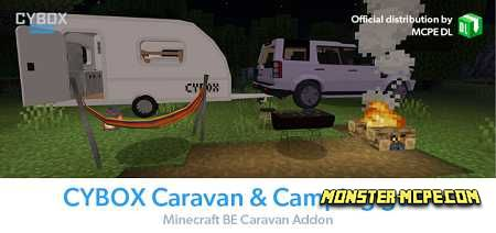 CYBOX Caravan & Camping Gear Add-on 1.16/1.15+