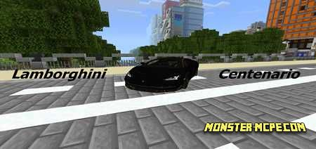 Lamborghini Centenario Add-on 1.16/1.15+