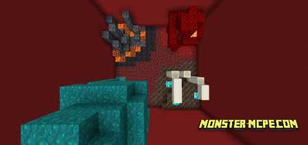 Find The Button: Nether Map