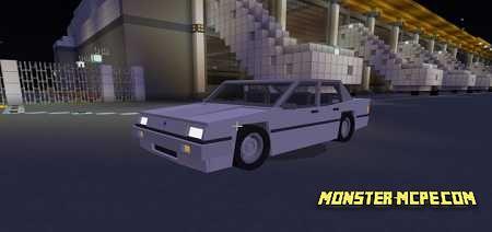 Proton Saga 1985 Add-on 1.16/1.15+