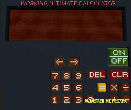 Working Ultimate Calculator Map