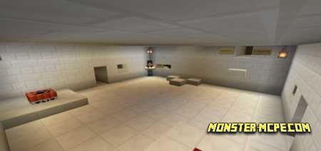 MCPE Escape Room 5 Map
