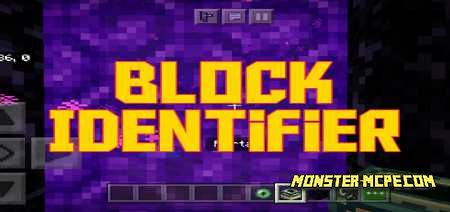 Block Identifier Add-on 1.16/1.15+
