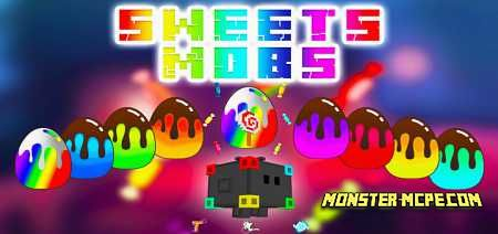 SweetsMobs Add-on 1.16/1.15+