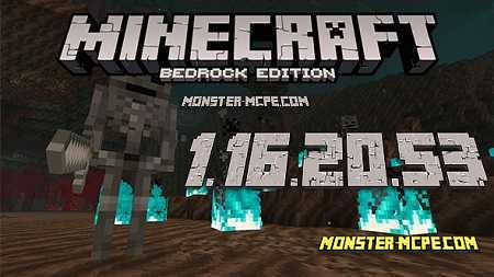 Minecraft PE 1.16.20.53 for Android