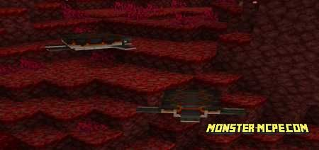 More Nether Mobs Add-on 1.16/1.15+