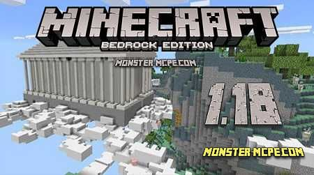 Minecraft PE 1.18.0 for Android