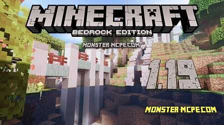 Minecraft PE 1.19.0 for Android