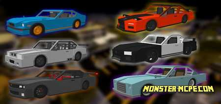 GT Car Pack Add-on 1.16/1.15+