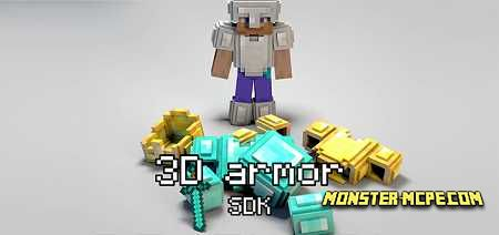 3D Armor Texture Pack