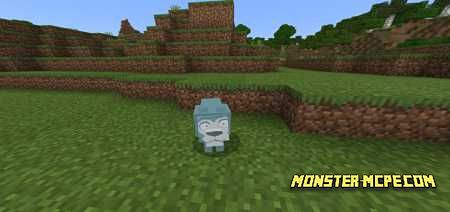 Legoshi The Wolf Texture Pack