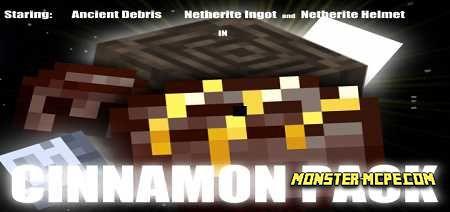 Cinnamon Texture Pack