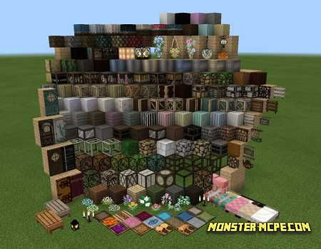 Fluffy Texture Pack