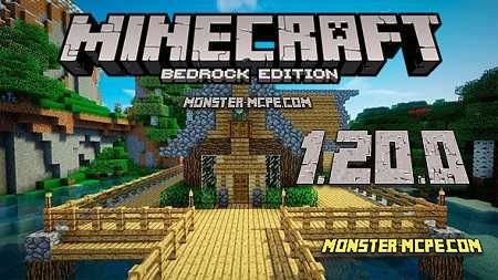 Minecraft PE 1.20.0 for Android