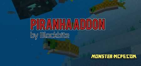 Piranha Add-on 1.16/1.15+