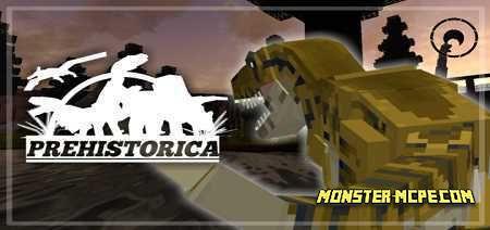 Prehistorica Add-on 1.16/1.15+