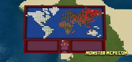 Working Plague Inc Map