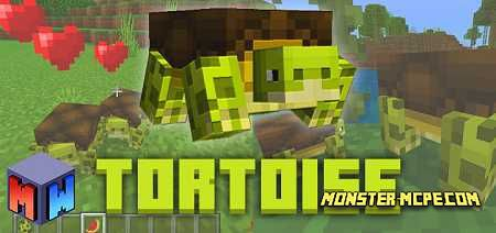 Tortoises Add-on 1.16/1.15+