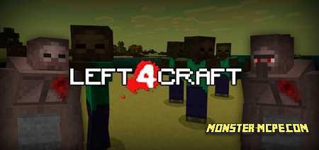 Left 4 Craft Add-on 1.16/1.15+