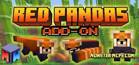 Red Panda Add-on 1.16/1.15+