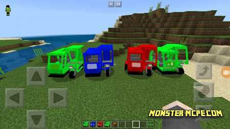 Philippine Tricycles Add-on 1.16/1.15+