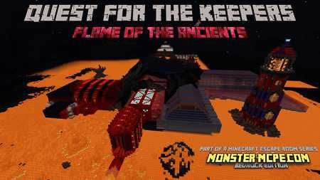 Flame of The Ancients Map