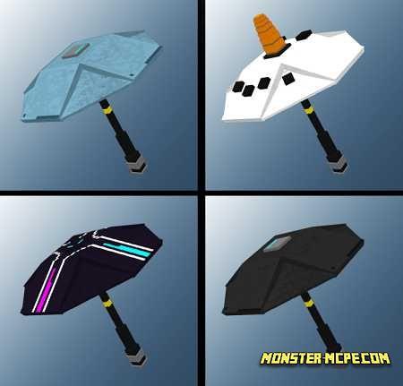 Fortnite Umbrella Add-on 1.16/1.15+