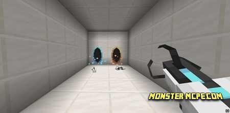 3d Portal Gun Add-on 1.16/1.15+
