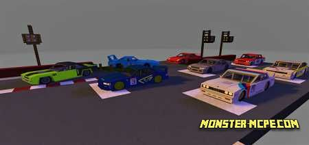 Motorsports & Rally Vehicles Add-on 1.16/1.15+