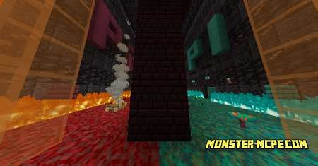 Nether PVP Map