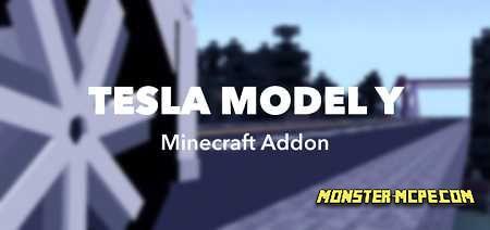 Tesla Model Y Add-on 1.16/1.15+
