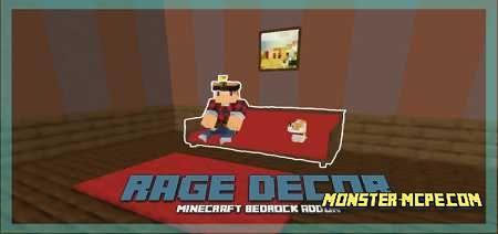 Rage Decor Add-on 1.16/1.15+