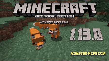 Minecraft PE 1.13 for Android