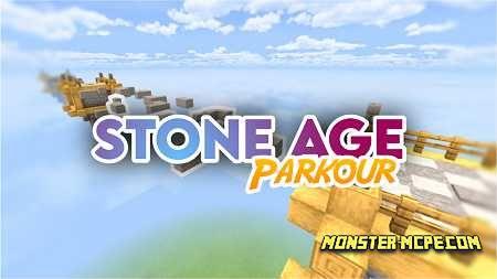 Stone Age Parkour Map