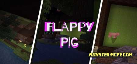 Flappy Pig Map
