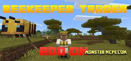 Beekeeper Trader Add-on 1.16/1.15+