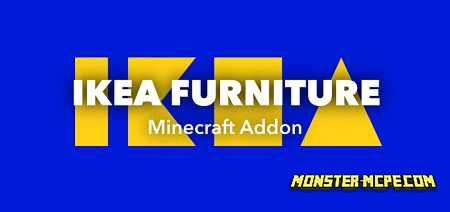 50 IKEA Furniture Pieces Add-on 1.16/1.15+