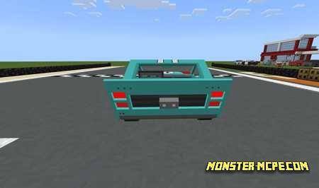 Ford GT40 race car (1)