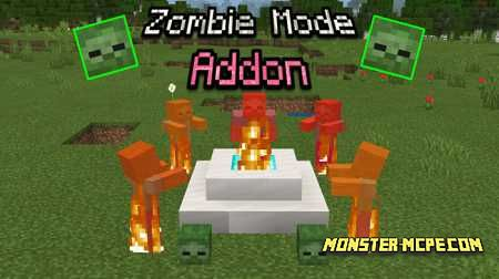 Zombie Mode Add-on